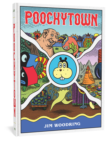 'Poochytown' Jim Woodring