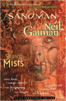 'The Sandman, Vol. 4: Season of Mists' Neil Gaiman