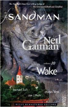 'Sandman Vol. 10: The Wake' Neil Gaiman