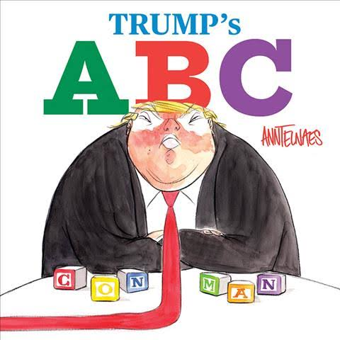 'Trumps ABC' Ann Telnaes