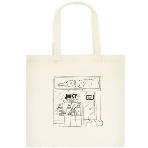 Junky Comics Storefront Tote