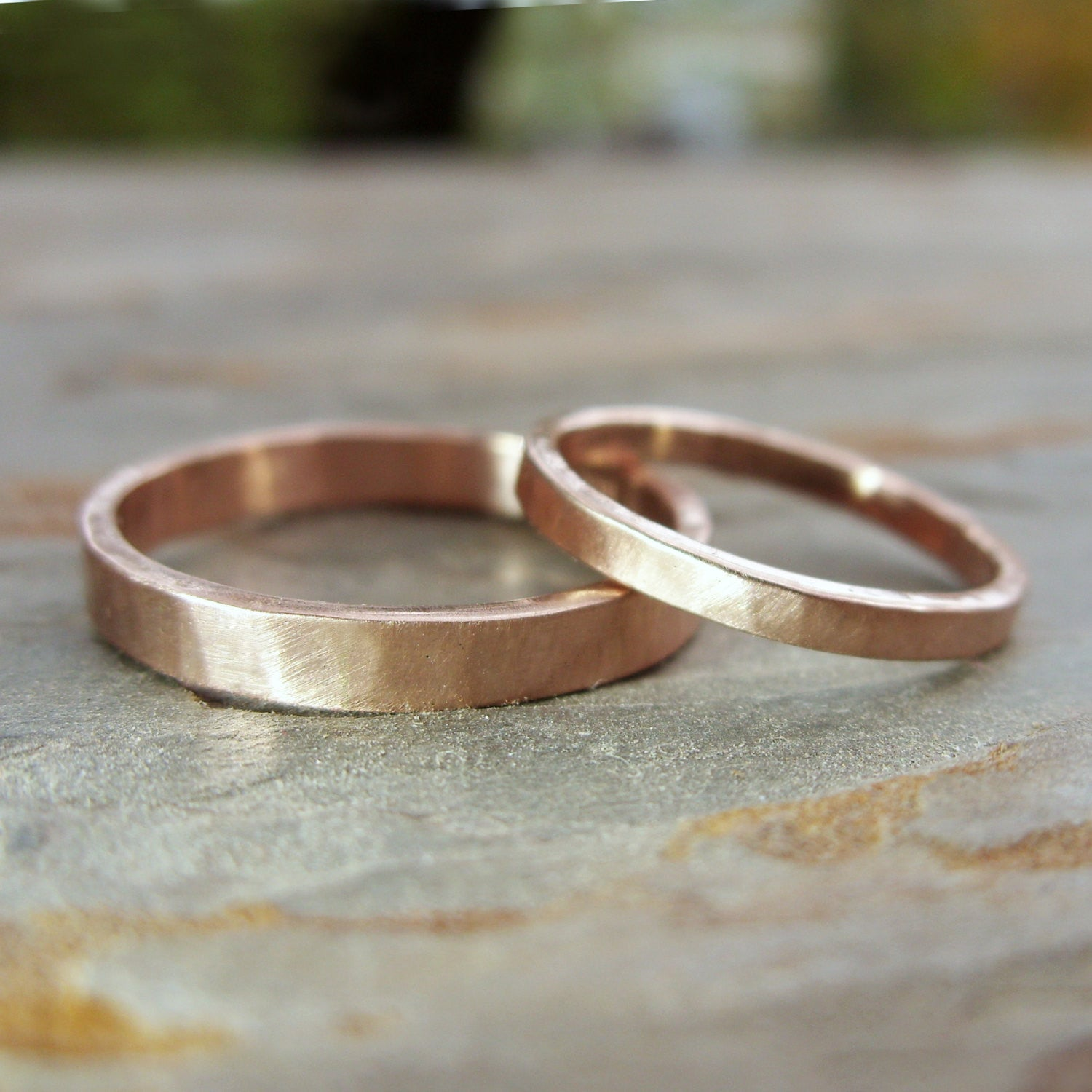 bands shape of wedding vernring thin vern diamond point rose products gold band v contour choice