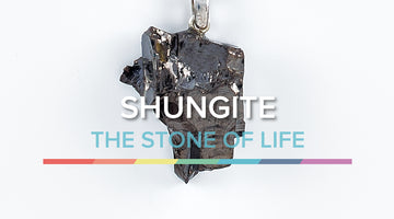 SHUNGITE JEWELRY - TO PROTECT YOUR BODY & CLEAR YOUR MIND