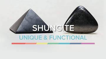 SHUNGITE POWER OBJECTS