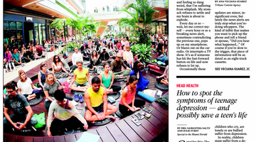 A Mindful Miami - Our 800 Person Earth Day Meditation
