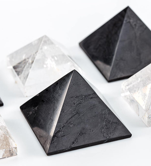 Shungite: Body, Mind & Spirit Protection