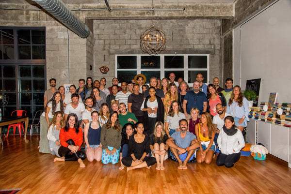 miami meditation club group photo