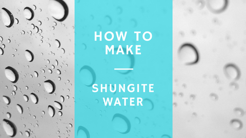 WHAT IS SHUNGITE WATER AND HOW TO MAKE IT – Modern ŌM