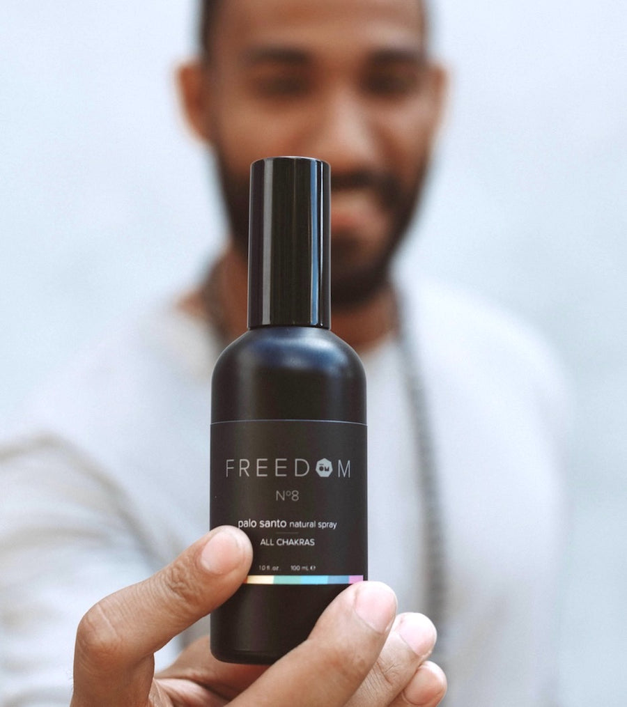 Freedom No.8 Body Spray