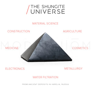 shungite uses