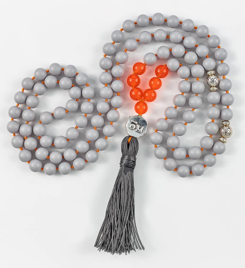 COOL GRAY Mala in PASSION