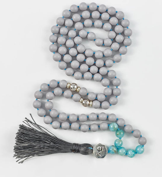 COOL GRAY Mala in EXPRESSION