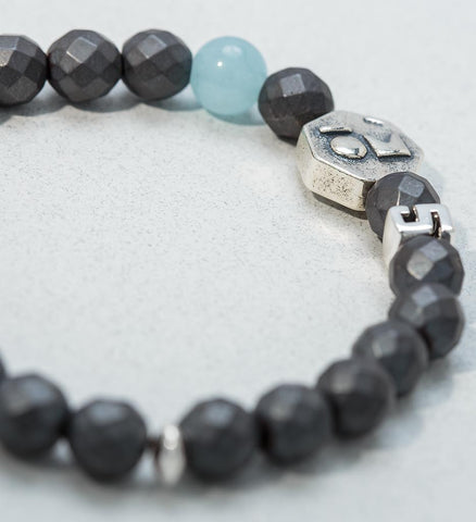 H-POWER Wrist Mala in EXPRESSION