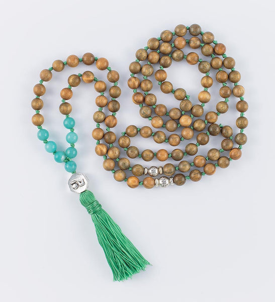 FLOW Mala in COMPASSION