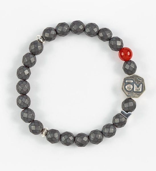 H-POWER Wrist Mala in VITALITY