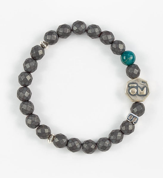 H-POWER Wrist Mala in INSIGHT
