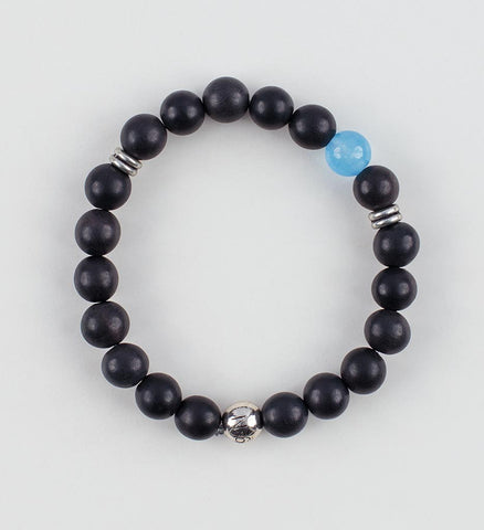 Vision Wrist Mala in INSIGHT