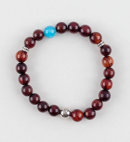 Reflection Wrist Mala in EXPRESSION