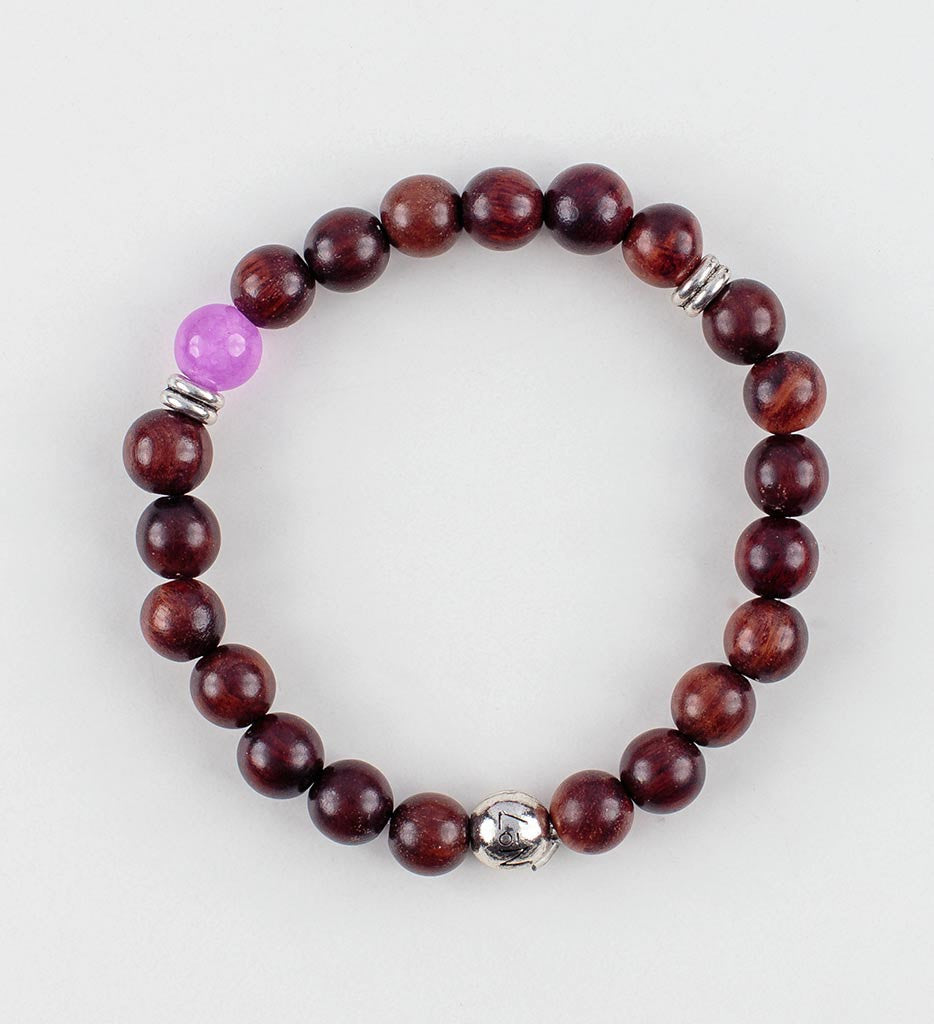 Reflection Wrist Mala in CONNECTION