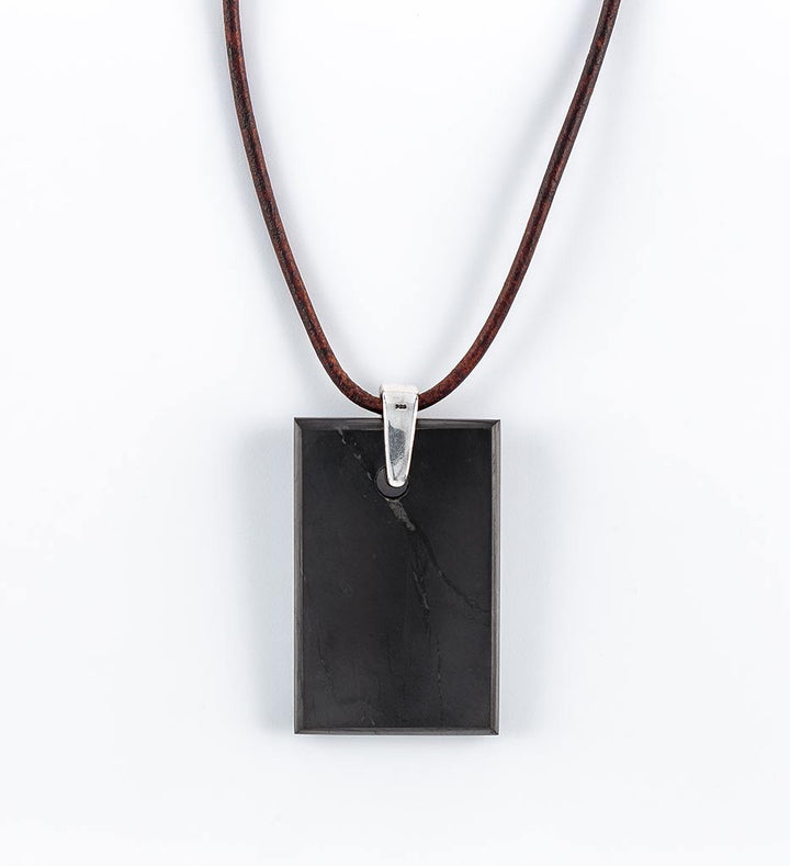 Shungite PORTAL Necklace