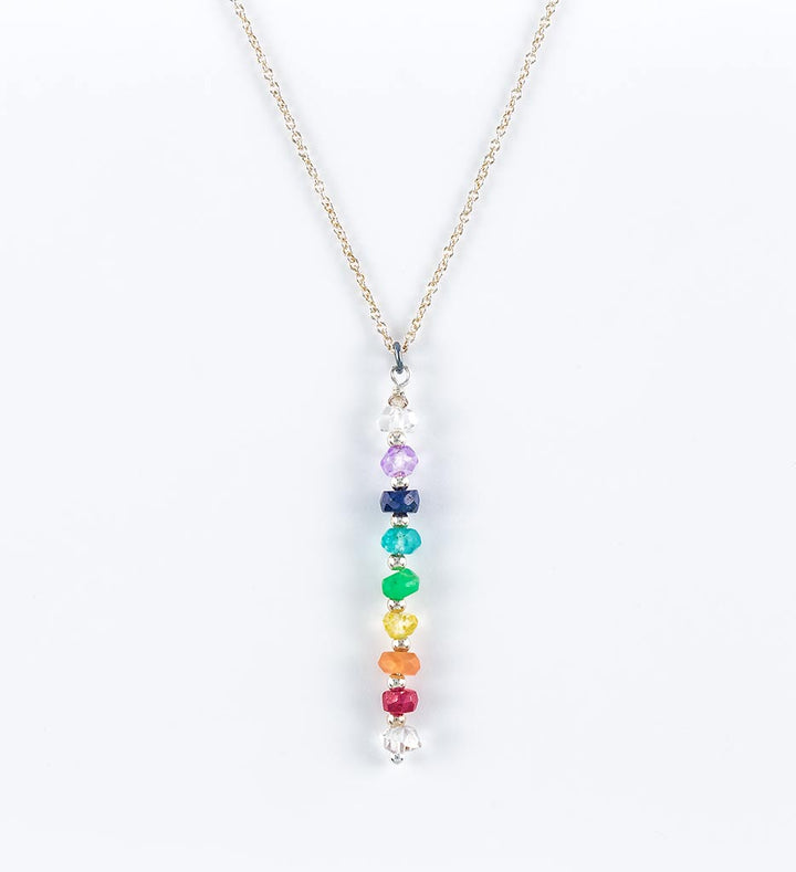 CHAKRA BAR #8 Necklace