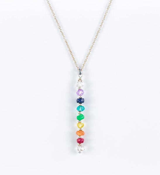 Chakra Bar Necklace