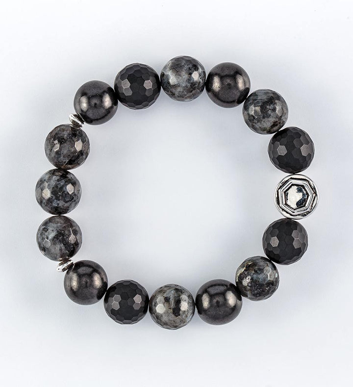 Shungite CITY #1 Wrist Mala