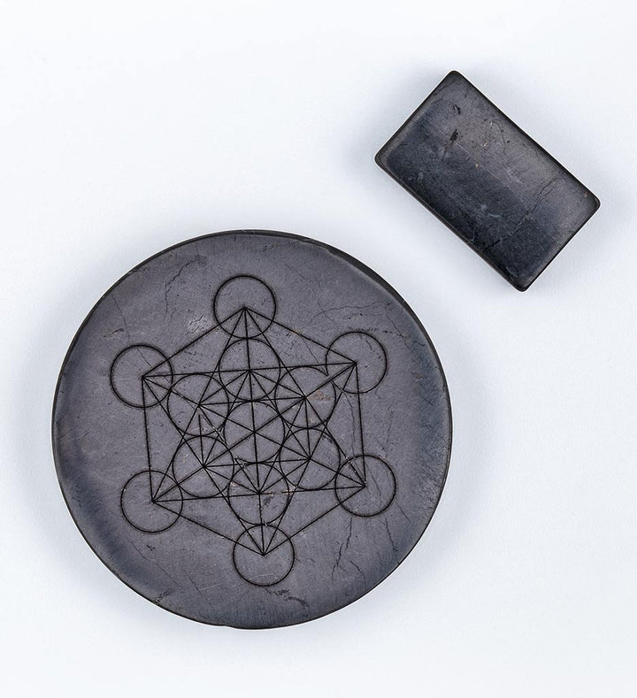 Shungite Metatron EMF Shield Set