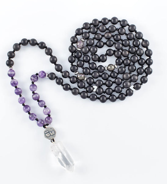 Silver Vision Mala in CONNECTION