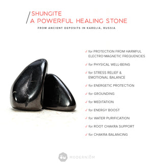 shungite benefits