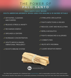 palo santo benefits