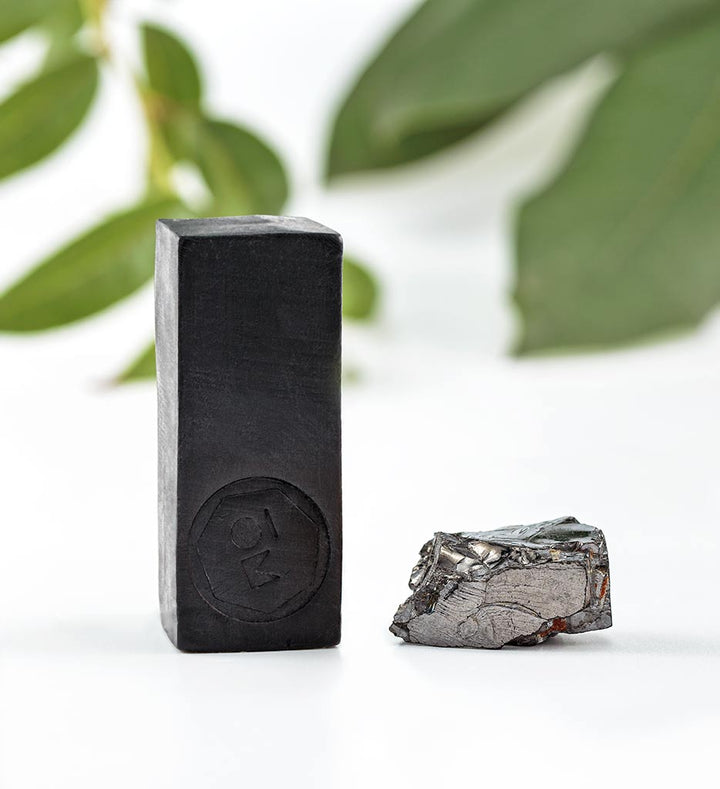 elite shungite stone, shungite soap, travel set
