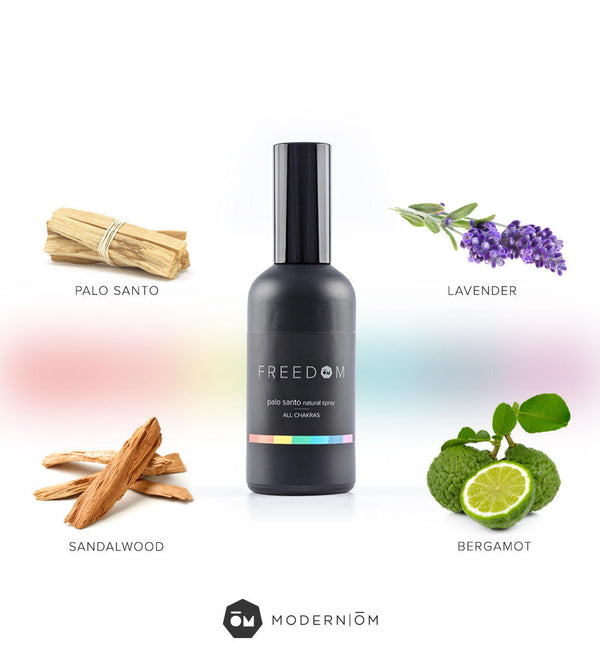 palo santo body spray components