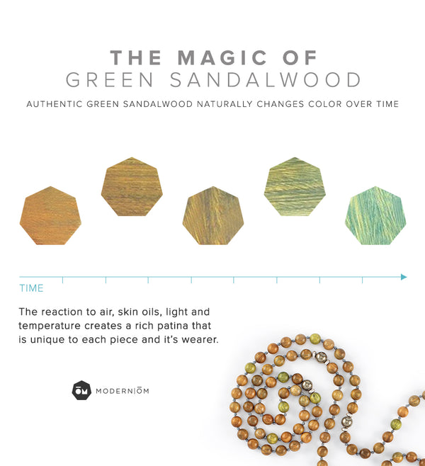 green sandalwood properties