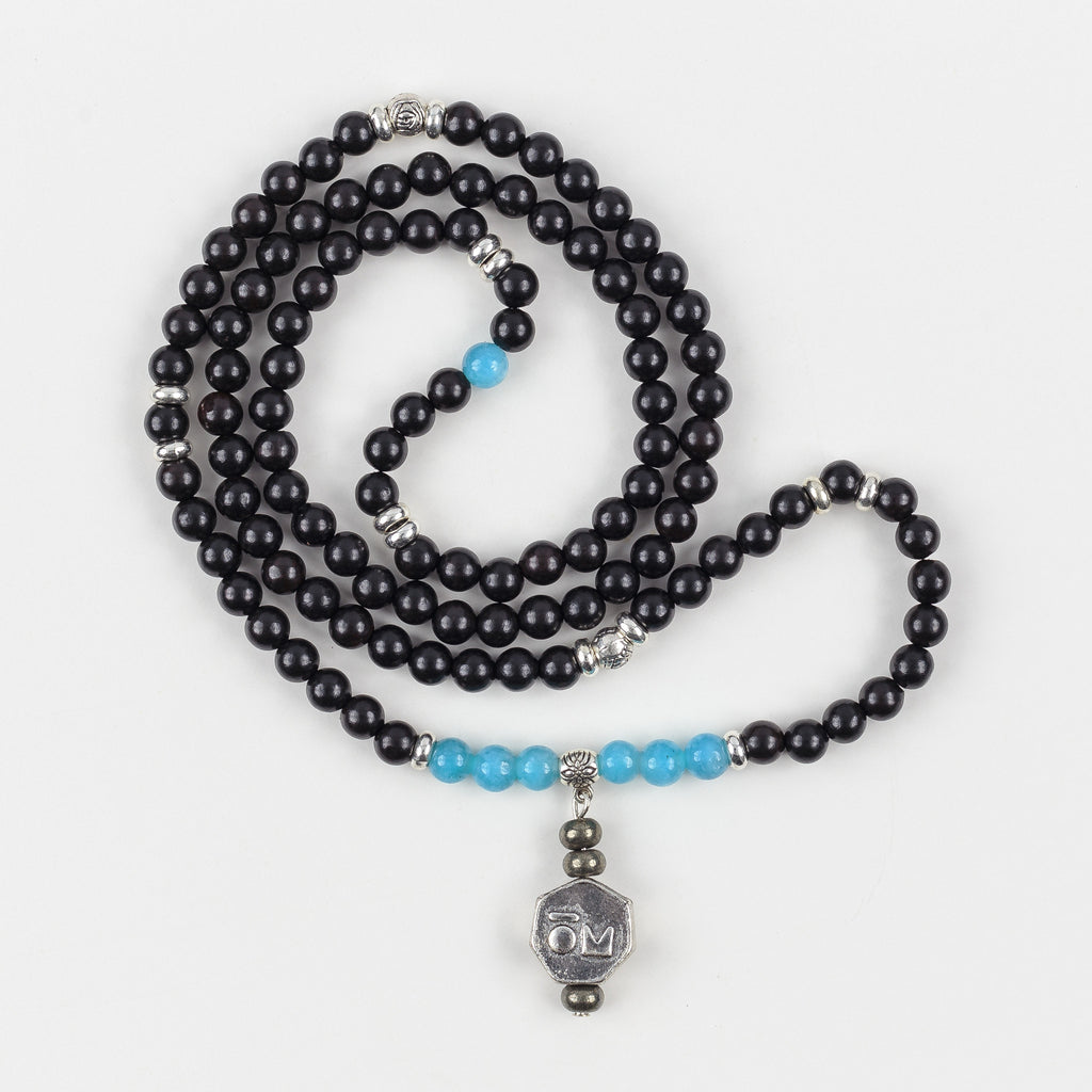 Confidence Stretch Mala in EXPRESSION