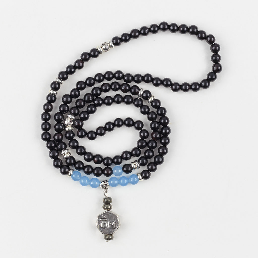 Confidence Stretch Mala in INSIGHT
