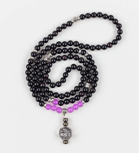 Confidence Stretch Mala in CONNECTION