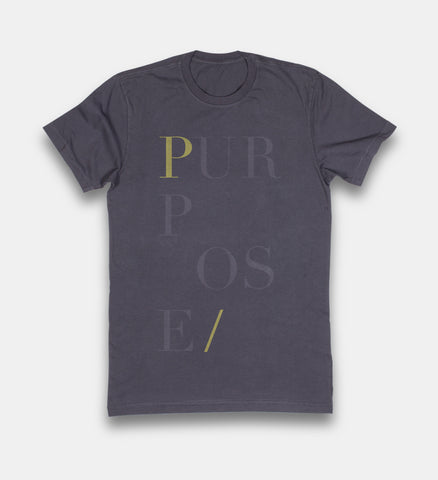 Men's Subtle Intentions PURPOSE T-Shirt
