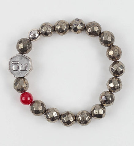 Power Wrist Mala in VITALITY