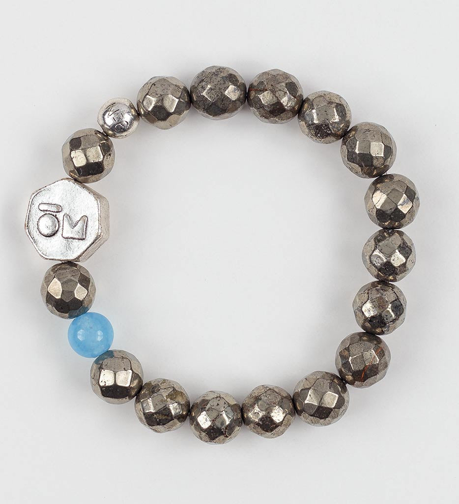 Power Wrist Mala in INSIGHT