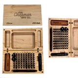Wood case -Full set - all tools • Personalized engraving  | Chapman MFG.