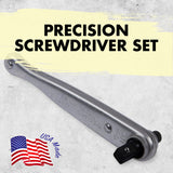 Precision Screwdriver Set  |  Chapman MFG