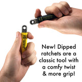 New Dipped ratchets are a classic tool with a comfy twist & more grip. | Chapman MFG