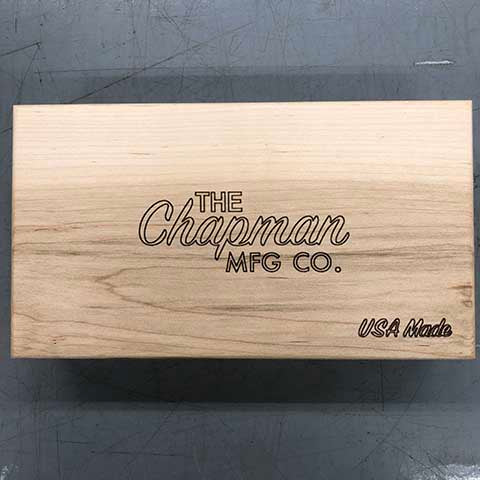 Mity Master Wood Case Cover | Chapman MFG