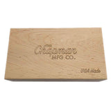 Wood Case Set Cover | Chapman MFG.