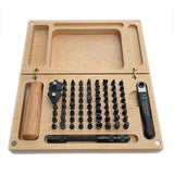 New Wood Case Set | Chapman MFG