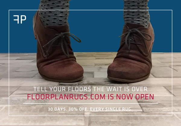 Tell your floors the wait is over