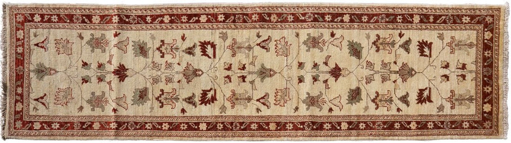 Ushak runner from FloorplanRugs.com