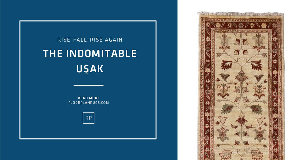 A Brief History of Ushak rugs and their Turkish origin
