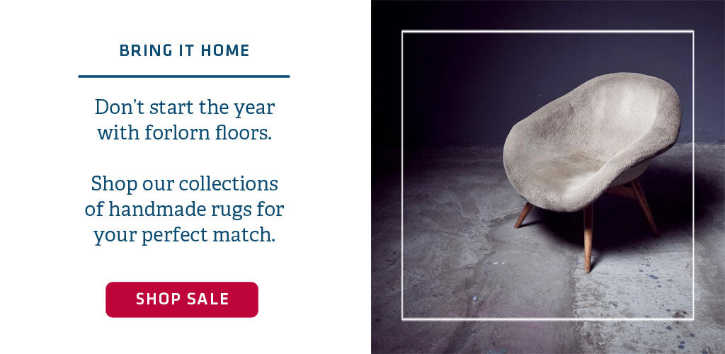 Don't start the year with forlorn floors; shop our sale